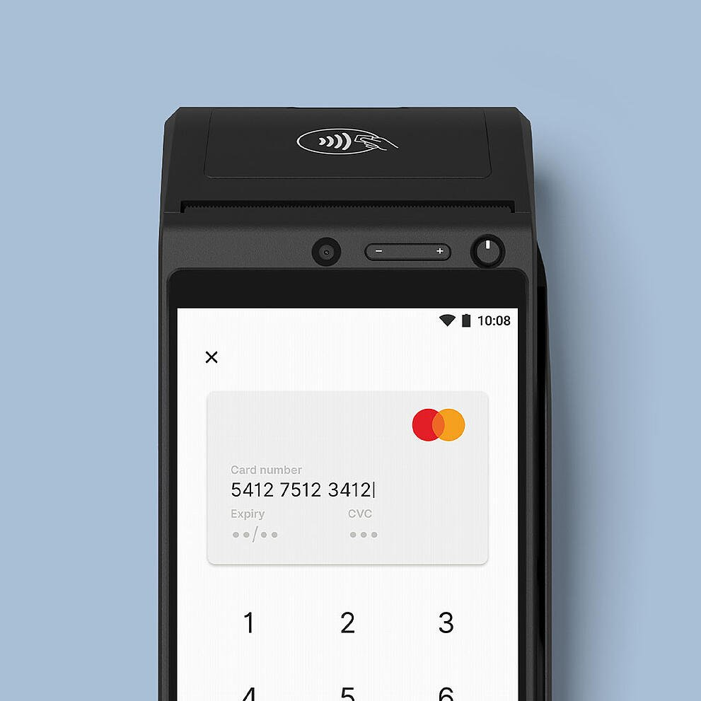 Processing MOTO Payments with Zeller Terminal