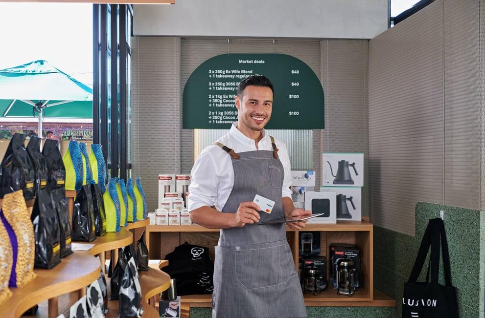 Zeller Mastercard: put your money to work