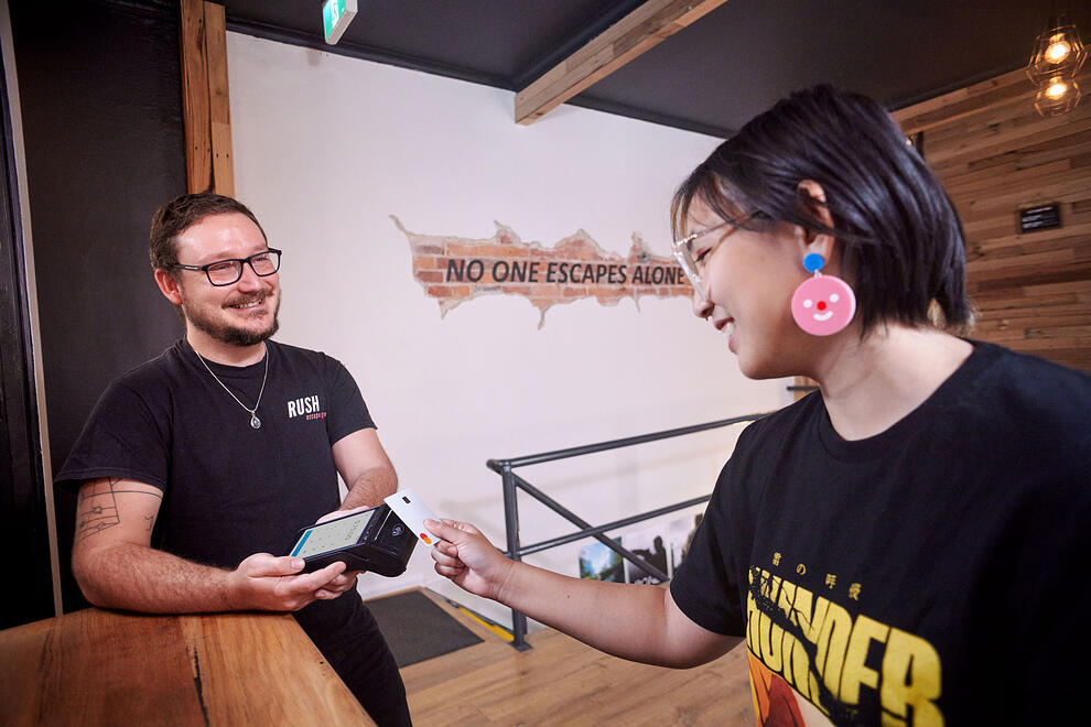 Rush Escape Game: Doubling Business After a Double Lockdown