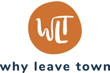 Why Leave Town Final Logo circle_text 1-3